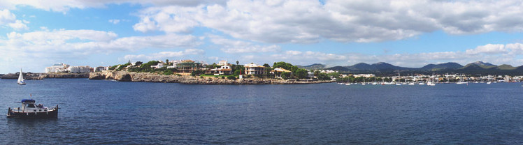 Portocolom Panoramic View